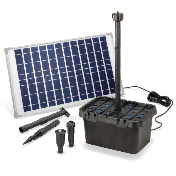 Solar Teichfilter Set Starter 25/1250 - 2019