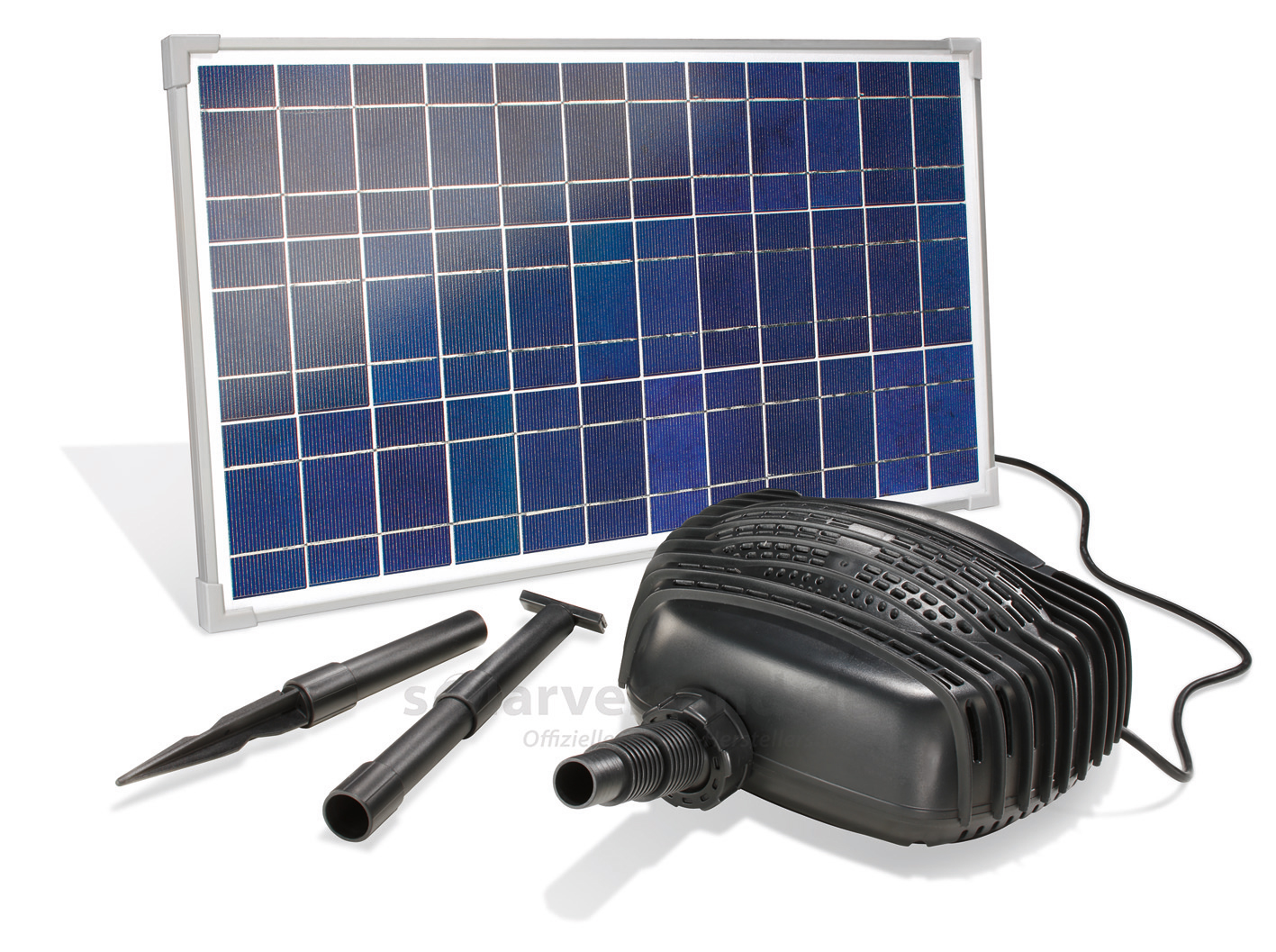 solar bachlaufsystem garda. Black Bedroom Furniture Sets. Home Design Ideas