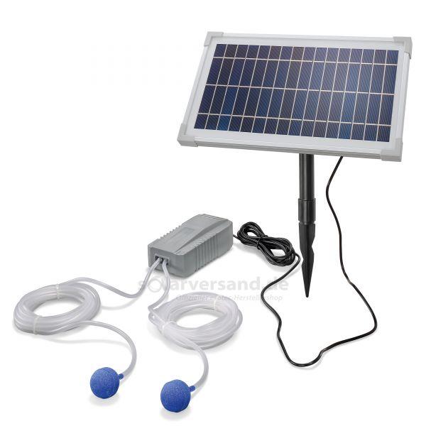 Solar Teichbelüfter 8/200 Professional