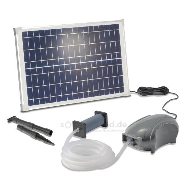 Solar Teichbelüfter 25/500 Professional