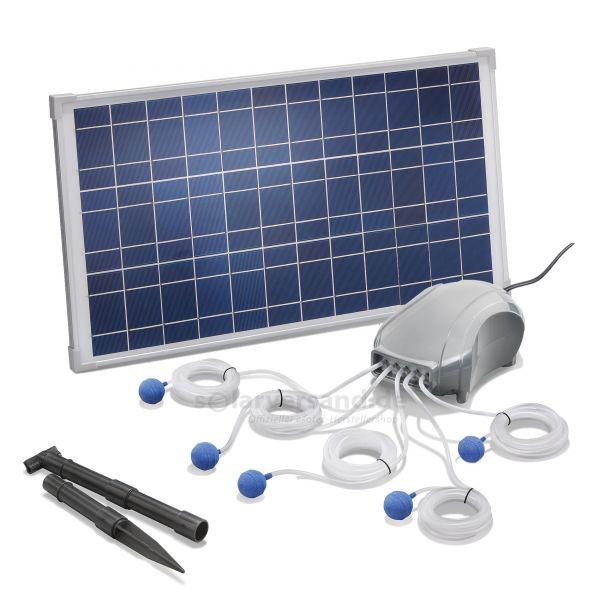 Solar Teichbelüfter 25/600 Professional