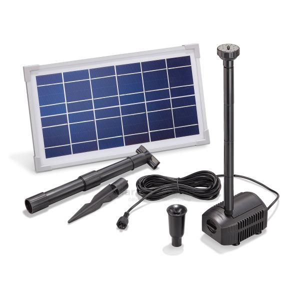 Solar Teichpumpenset 8/380 Professional 6V