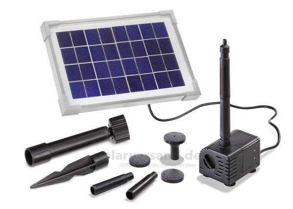Solar Pumpenset Palermo S