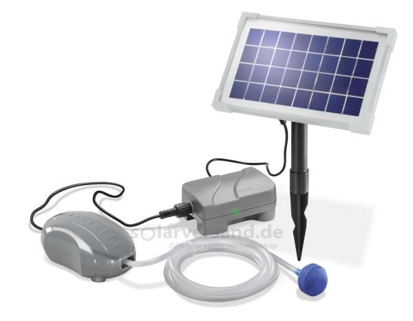 Solar Teichbelüfter Air plus