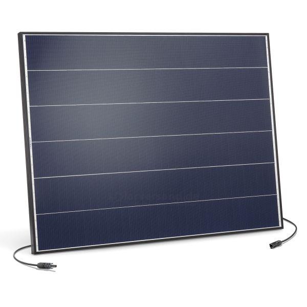 PV-Insel Solarmodul 150Wp 18V MC4 Schindeltechnik