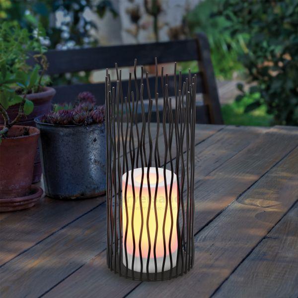 Dekoratives Solarlicht Bamoko 28 cm