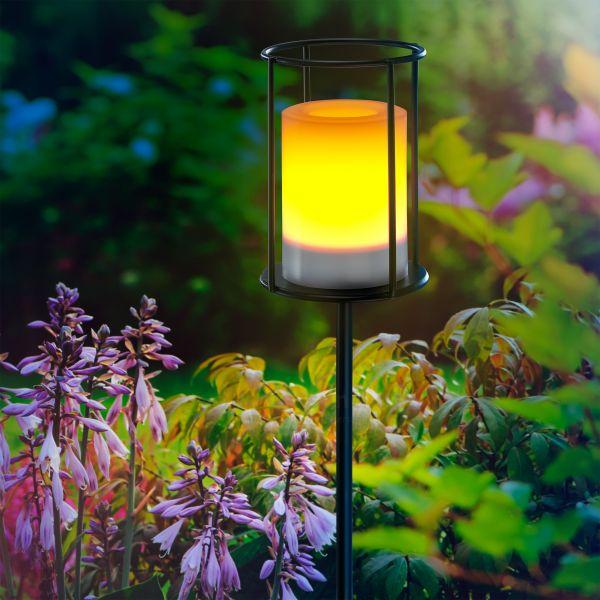 Stimmungsvolles LED Solarlicht Fritzi