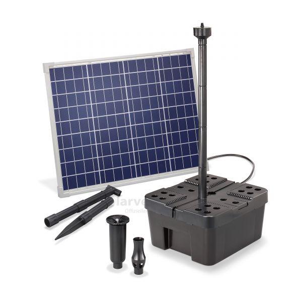 Solar Teichfilter Set Starter 50/2500 - 2019