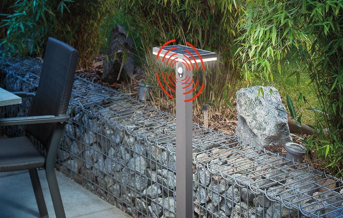 solarleuchten mit bewegungsmelder bieten sicherheit rund ums haus blog. Black Bedroom Furniture Sets. Home Design Ideas