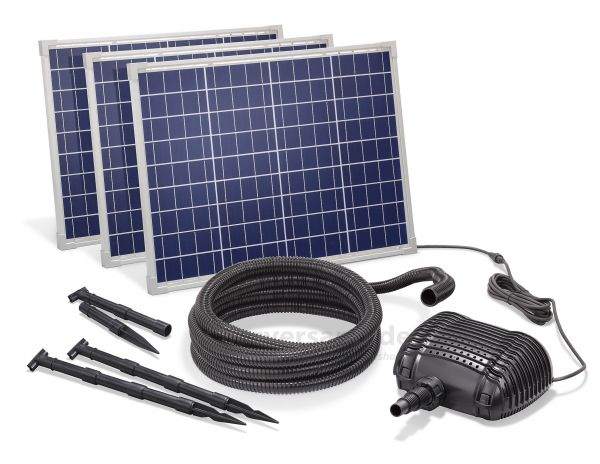Solar Bachlaufset 150/5000 Professional
