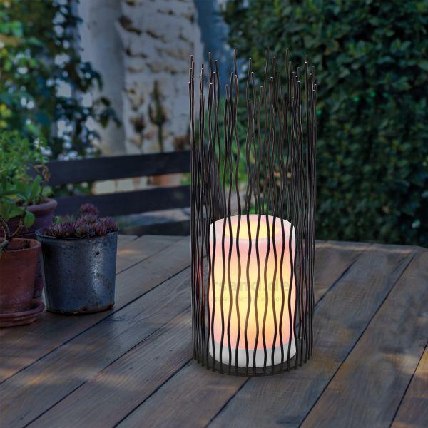 Dekoratives Solarlicht Bamoko 35 cm