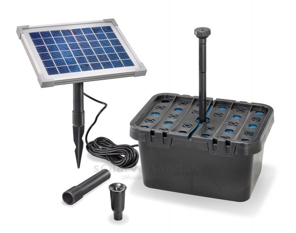 Solar Teichfilter Set Starter 470/5