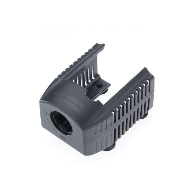Gehäuseschlitten mit 4 Saugfüßen 81x64x54 mm - 911054