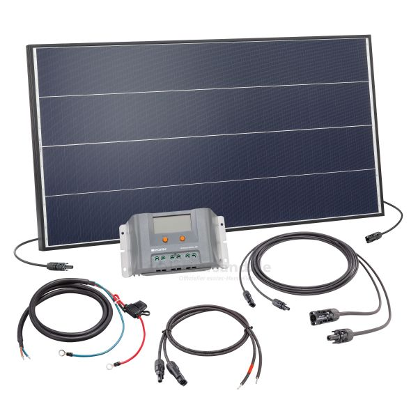 PV Solar Inselanlage 100Wp 12V
