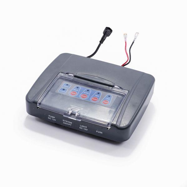 Oberteil mit Elektronik für Akkubox - 910116