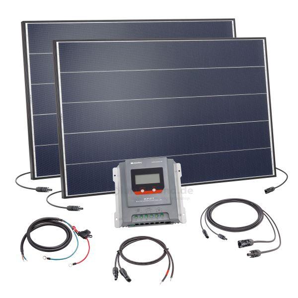 PV Solar Inselanlage 250Wp 12V MPPT