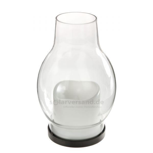 Ersatzglas mit Kerze für Deko Dream - 921520