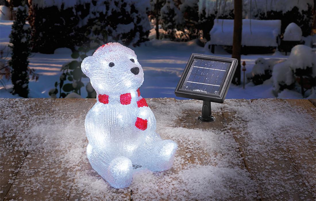 Solarleuchten Für Den Winter Solarversand Solarversandde