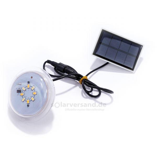 LED-Leuchteinsatz mit Solarmodul - 922021