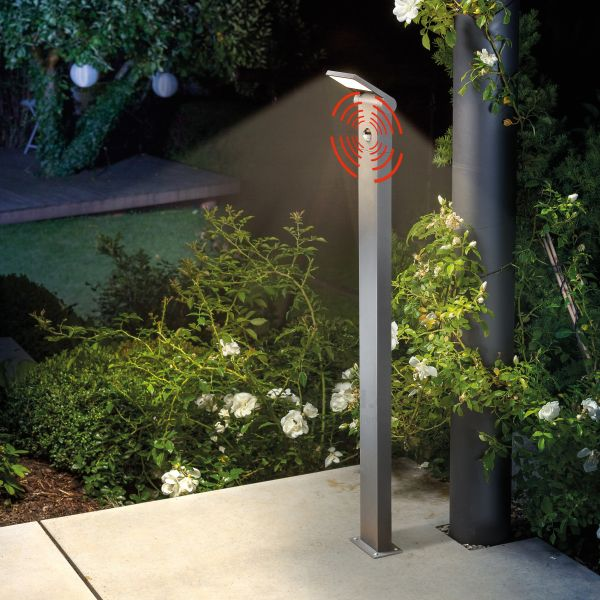 LED Wegeleuchte FlexLine mit Bewegungssensor