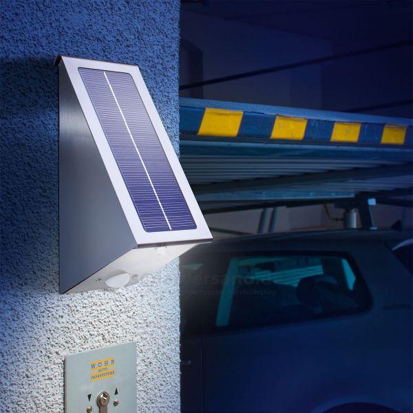 Solar PIR Wandleuchte Effect
