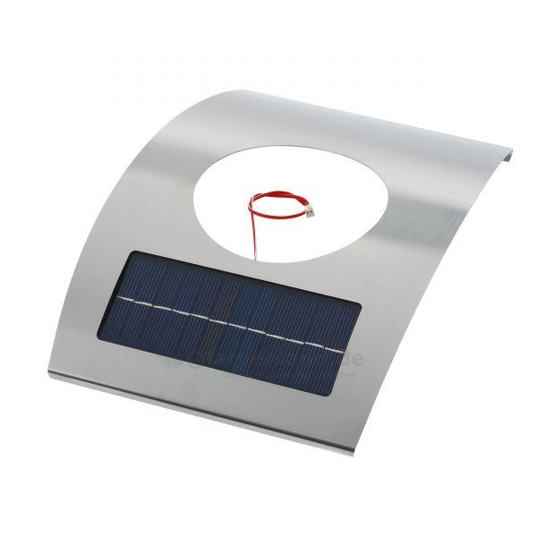 Oberteil mit Solarmodul für Gartenkugel - 903224
