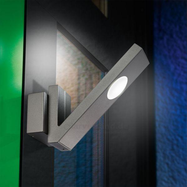 LED Wandleuchte V-LINE