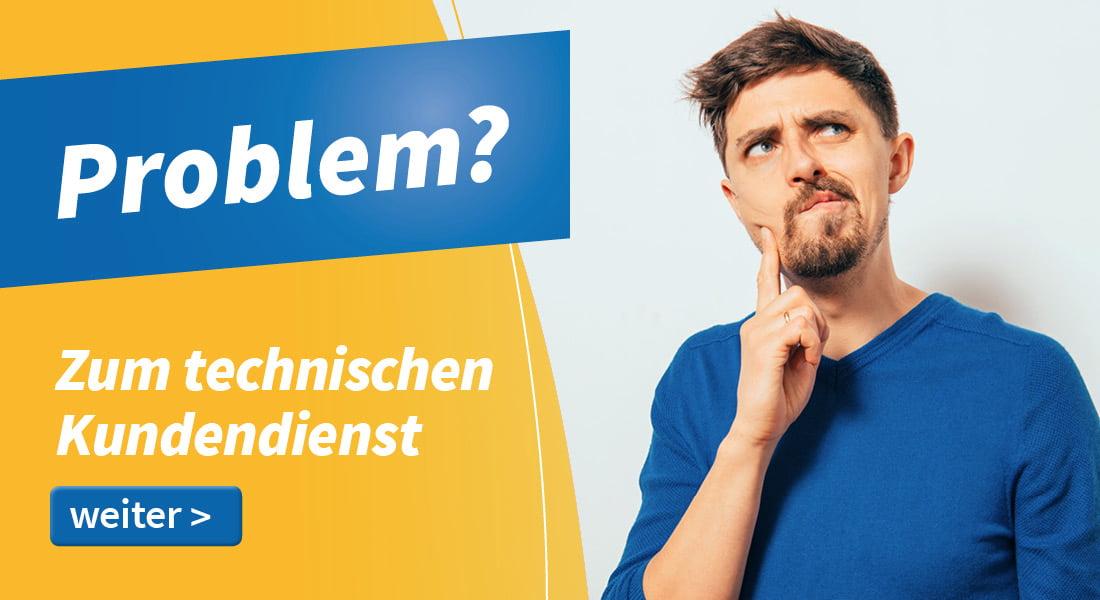 Banner_Problem_Technischer_Kundenservice