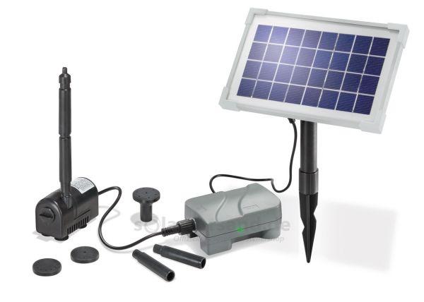 Solar Teichpumpenset Rimini plus