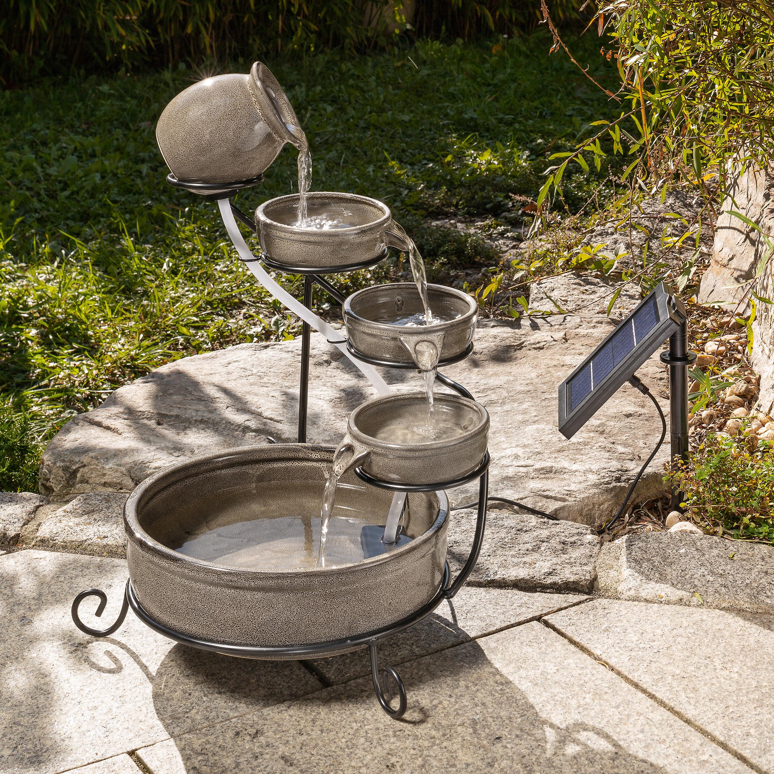 brunnen mit direktbetrieb komplettsets solarbrunnen. Black Bedroom Furniture Sets. Home Design Ideas