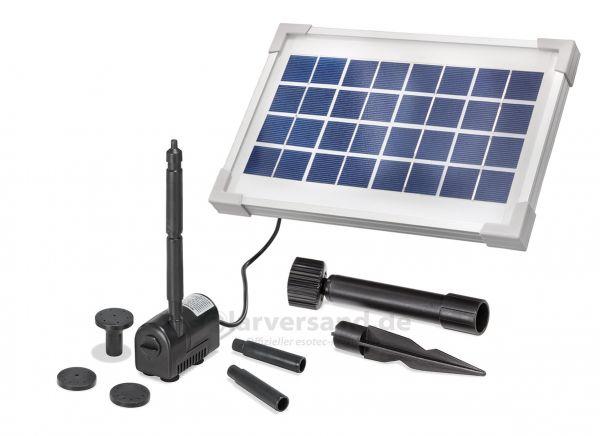 Solar Teichpumpenset 3,5/200 Professional