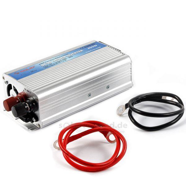 Sinus-Wechselrichter 12V 400 Watt