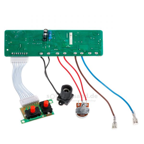 Elektronikplatine 2-teilig für Akkubox 101818 - 910101