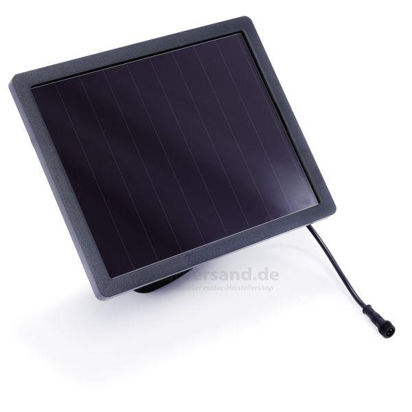 Solarmodul für Leuchtstern L und XL mit Akku - 921445