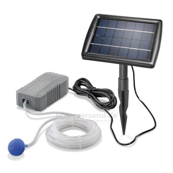 Solar Teichbelüfter 2/130 Professional