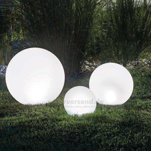Solar Leuchtkugelset 20,30,40cm