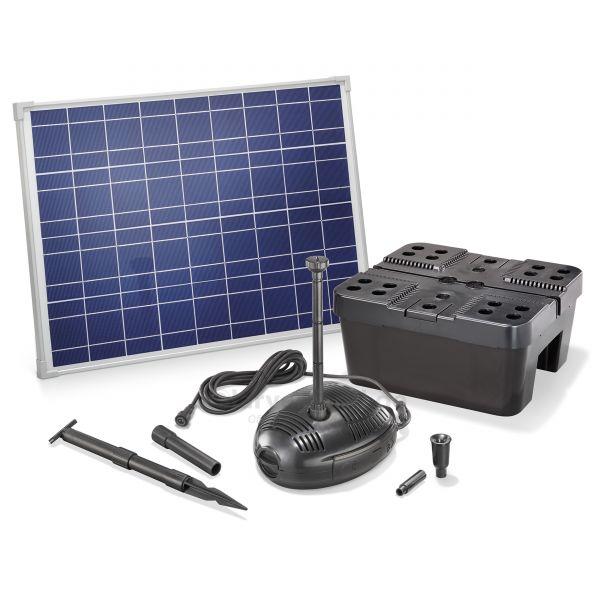 Solar Teichfilter Set Profi 1300/35