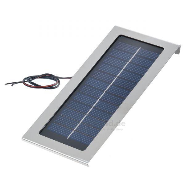 Oberteil mit Solarmodul für Effect - 901224