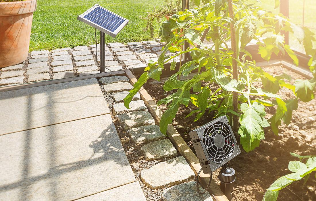 solarstrom fr garten interesting der alm und solar warmwasser im garten und auf der solaranlage. Black Bedroom Furniture Sets. Home Design Ideas