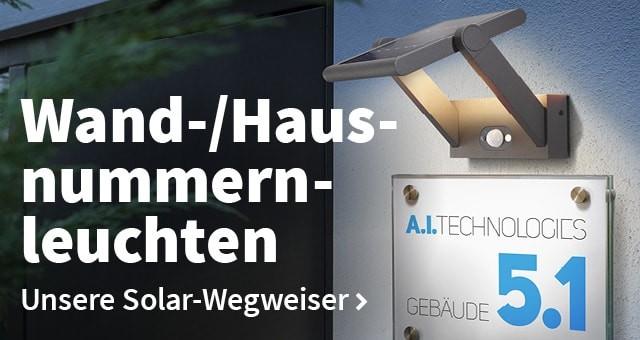 Solarleuchten Led Große Auswahl Beste Qualität Solarversandde