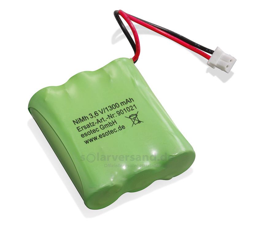 Ersatzakkupack 36v 1300 Mah 901021 Solarversandde