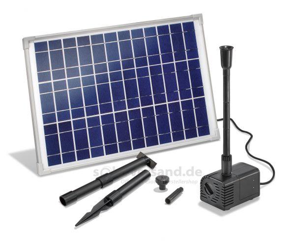 Solar Teichpumpenset Siena