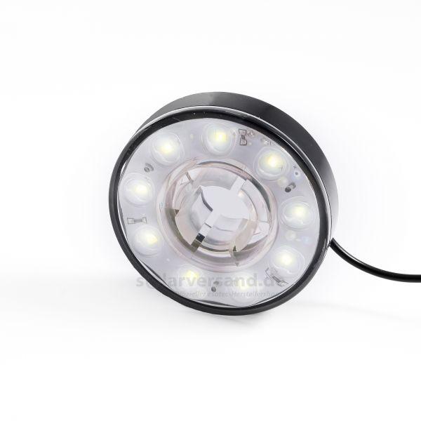 Lichtring mit 9 LEDs warmweiß 9 - 14 VDC