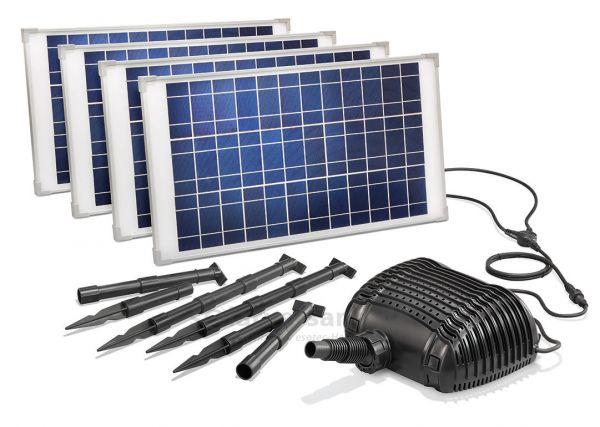 Solar Bachlaufsystem Lugano
