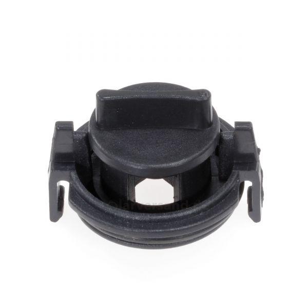 Abdeckung 30.0 mm mit Durchflussregler und Dichtung - 911005