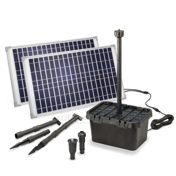 Solar Teichfilter Set Starter 50/1700 - 2019