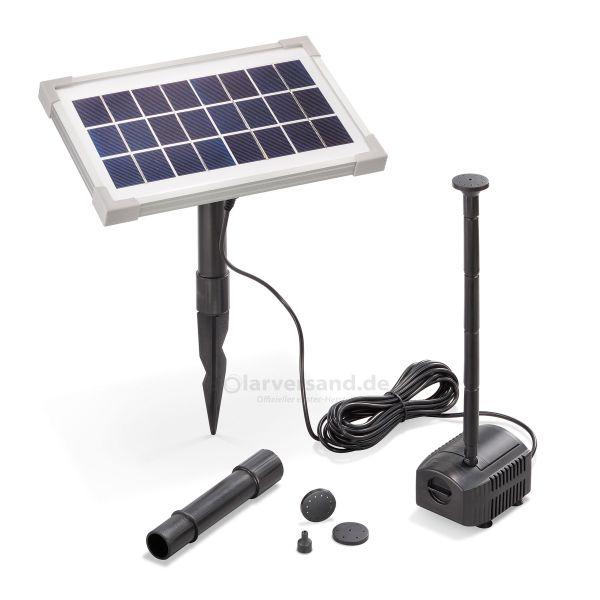 Solar Teichpumpenset 3,5/200 Professional 6V