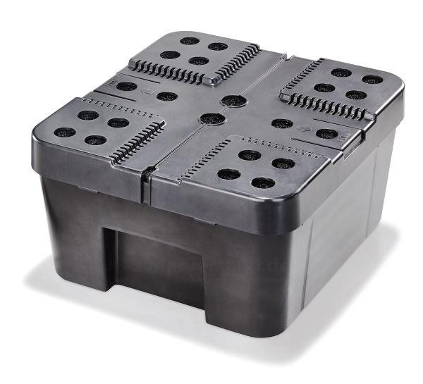 Teichfilterbox XL für Teichpumpen