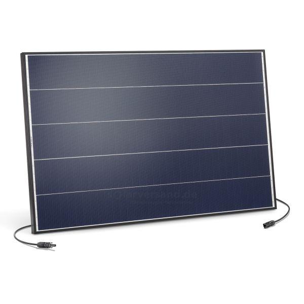 PV-Insel Solarmodul 125Wp 18V MC4 Schindeltechnik
