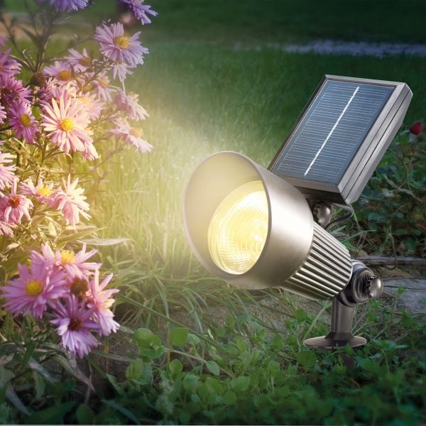Solar Spotlight RGB